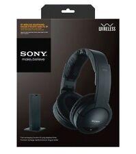 Sony MDR-RF985RK Headband Wireless Headphones - Black
