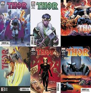 Thor (Issues #1 to #14 inc. Variants, 2020-2021)