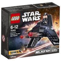 LEGO Star Wars 75163: Krennic's Imperial Shuttle Microfighter - Brand New