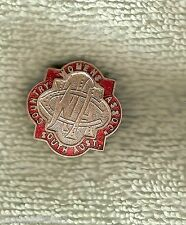 #D98. COUNTRY WOMENS ASSOC. OF SOUTH AUSTRALIA   LAPEL  BADGE, ABOUT 1947