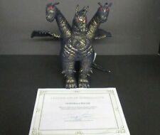 Keizer Ghidorah Plush Prototype #2 8/31/2005 by Toy Vault