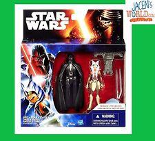Ahsoka Tano Darth Vader Action Figure Star Wars Rebels Space Mission Series W1