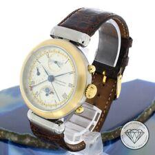 Mercedes Benz Chronograph Vollkalender Mondphase Automatik Uhr