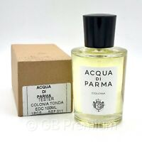 "ACQUA DI PARMA Colonia ""Tonda"" Eau de Cologne Spray 100ml/3.4 oz NEW in Box TSTR"