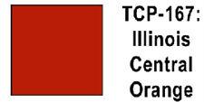 Illinois Central Orange Tru-Color Paint 167