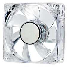 Ventilador 12V Pins CPU Cooling Cooler Fan Disipador para PC Ordenador 80mm Caja