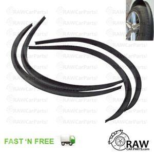 Carbon Fibre Style Arch Extension Lip *UNIVERSAL* Suits Civic Impreza Glanza