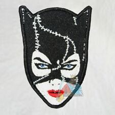 Batman Catwoman Michelle Pfeiffer Embroidered Patch Villain Tim Burton Film