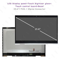 HP ENVY X360 15M-CN0012DX 15M-CN0011DX LCD Touch Screen Digitizer Replacement