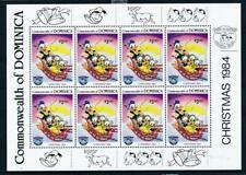 [G367335] Dominica Disney good sheet very fine MNH