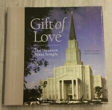 Gift of Love The Houston Texas Temple Mormon Church Book