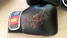 MANNY PACQUIAO Signed Boxing Glove (Bronze) R/H
