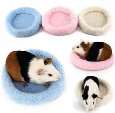 Redondo diseñado Mat Pad Dormir Cama Hamster Ardilla Rata Mascota
