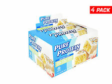Pure Protein, Birthday Cake - 1.76oz each - W/ COLD PACK - 4 Boxes