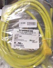 * Turck Quick-Connect Cord Set Wke 4.4T-4/S600 . Us-01F