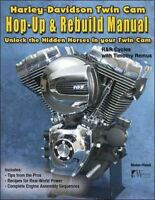 Harley-davidson Twin Cam, Hop-up & Rebuild Manual, Paperback by Remus, Tim, L...