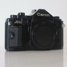 CLA'd Canon A-1 35mm SLR Camera 30-Day Returns Canon A1 FD SLR PRO CAMERA (CA1)