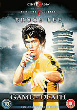 The Game Of Death Ultimate Edition DVD Bruce Lee Brand New Uk Region 2