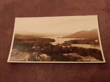 Judges postcard - Coniston Water -  Crag-Cumbria / Lake District