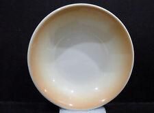 """Wembley ware - Dessert Bowl vgc orange / brown band (5 1/4"""")"""