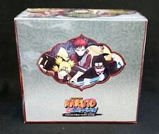 Naruto CCG Cards Kage Summit Decks Set Display Box SEALED^