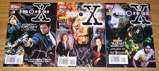 X-Files Comics Digest #1-3 VF/NM complete series - ray bradbury 2 set lot