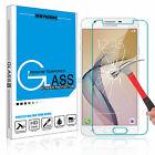 Tempered Glass Screen Protector Film for Samsung Galaxy J7 V/ 2017/Prime/Sky Pro