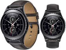 Genuine Samsung Galaxy Gear S2 Classic 42mm Black Smart Watch RRP £299