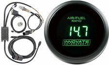 Innovate 3873 Motorsports LC-2 & Green DB Gauge Kit Wide Band