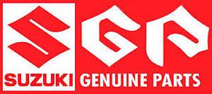 SUZUKI- 56211-31G00-291- HANDLE BAR CLAMPS-   NOS
