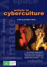 New DVD-ARTISTS IN CYBERCULTURE