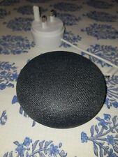 Google GA00216-UK Home Mini Smart Assistant - Charcoal