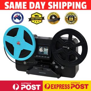 Magnasonic Super 8/8mm Film Scanner, Converts Film into Digital Video FS81  - AU