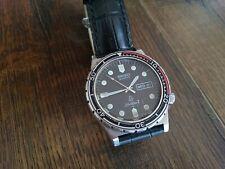 Authentic Seiko Silver Wave Z Wrist Watch Mens Quarts