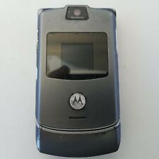Motorola Razr V3 Black T-Mobile Cellular Phone
