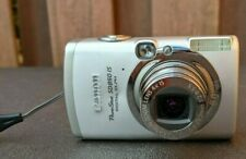 Canon PowerShot Digital ELPH SD850 IS Camera - Tested Working