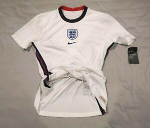BNWT England 2020 Home Match Issue Shirt M