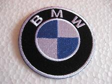 Aufnäher BMW Aufbügler Patch Motorcycles Motorcross Motorradcross Biker MC Race