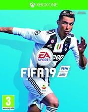 GIOCO XBOX ONE XBOX 1 FIFA 19 NUOVO ORIGINALE ITALIANO DVD
