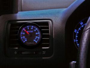 Air Vent 52mm Gauge Pod For VW Golf Jetta MK5 Replacement Boost Dash Panel Trim