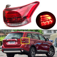 For Mitsubishi Outlander 2016-19 Outer LED Right Rear Brake Stop Tail Lamp Light