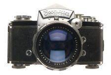 Ihagee Exakta Varex IIa 35mm Film SLR Camera Schneider Tele-Xenar 13.5135 Lens