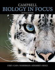 NEW Campbell Biology in Focus (2nd Edition) by Lisa A. Urry
