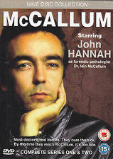 McCALLUM - complete series one & two DVD