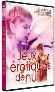 DVD : Jeux erotiques de nuit - NEUF