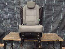 SEAT ALHAMBRA MK2 2010-2015 SECOND ROW SEAT LEFT PASSENGER SIDE N/S