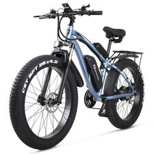 Electric bike 48V1000W Ebike electric mountain bike 4.0 fat tire   Electric Bike