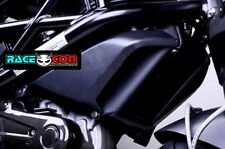 ducati monster 659 696 796 1100 carbon fibre radiator side panels
