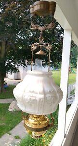 Aladdin Hanging Oil Lamp Model 7