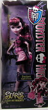Monster High Scaris City of Frights Draculaura Action Figure Doll NIP